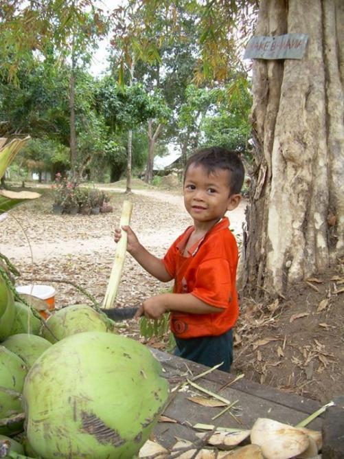 13. Coco - Laos 2008