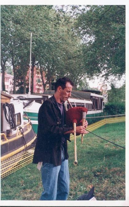 Canal du Midi, Toulouse 1996