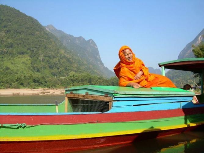 2. Mekong - Laos 2008