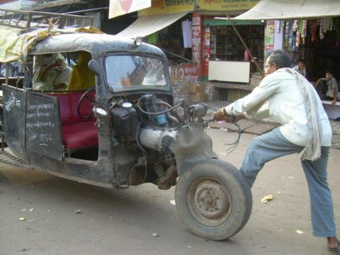 22. Moteur - Inde 2012