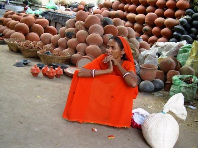 7. Pots - Inde 2010