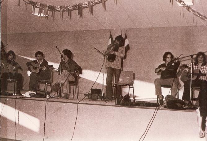 Bal avec Regrelh, Penne d'agenais 1977