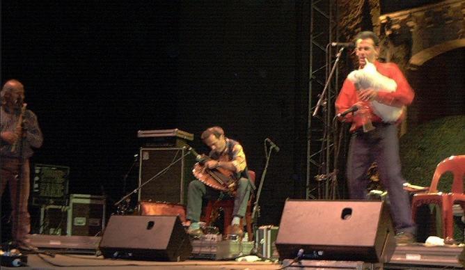 Concert Arcolan grande scène de St Chartier 2002 (c) JL Matte